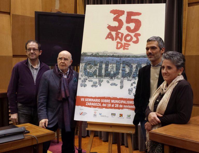 Ayuntamientos y ciudadanía en la última mesa redonda del VII Seminario de Municipalismo