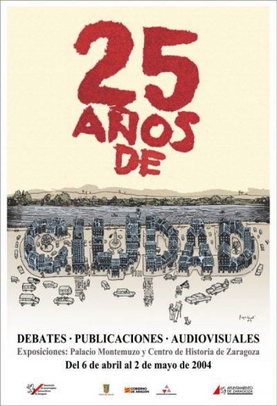 25 años de ciudad